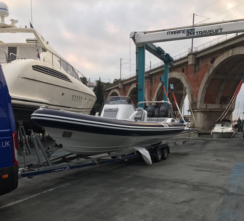 Boat delivery Europe
